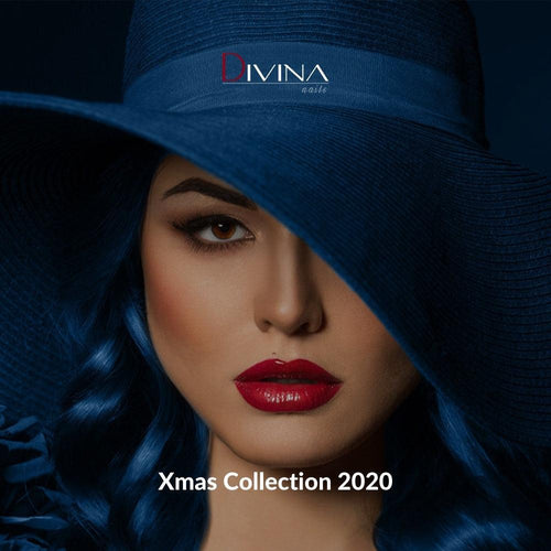 divina-nails-store | Christmas Collection 2020 - Collezione set da 6* COLOR IT PREMIUM HYBRID Semipermanenti Gel 6g.