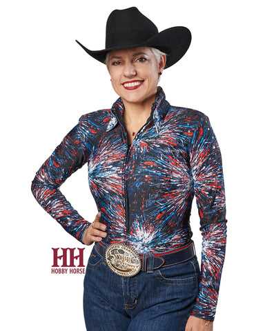 Ladies Independence Show Bluse von Hobby Horse
