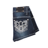 Rodeo Girl Jeans Short