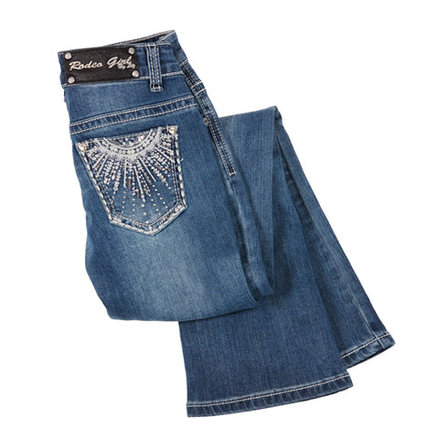 Rodeo Girl Bootcut Jeans