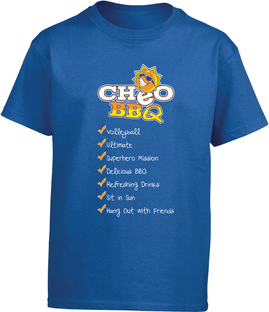 CHEO BBQ - Hey It's For The Kids!