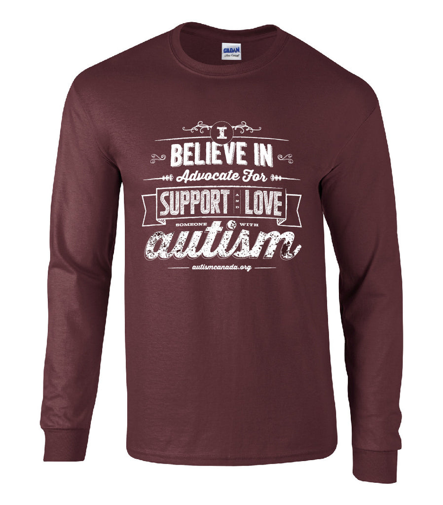 I Believe In...Someone with Autism / Je Valorise...Une Personne Autiste