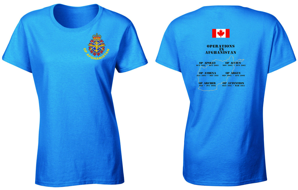 Support the Canadian Armed Forces Legacy in Afghanistan
