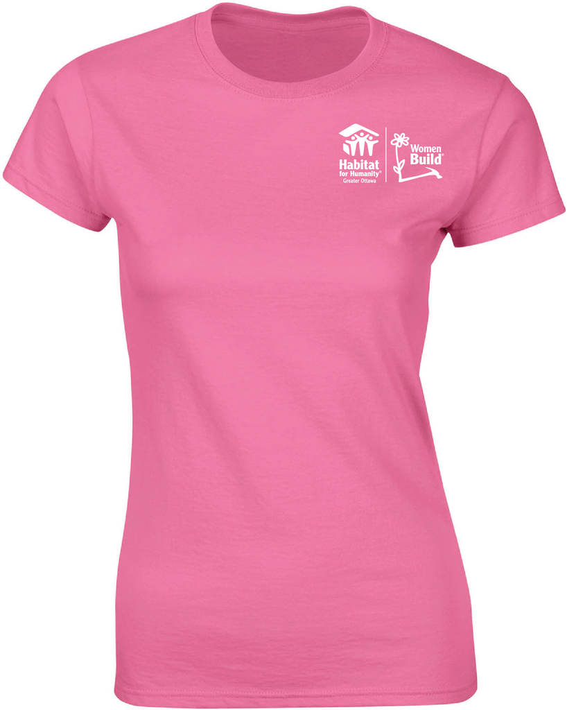 Support Habitat For Humanity NCR's 2015 Women Build