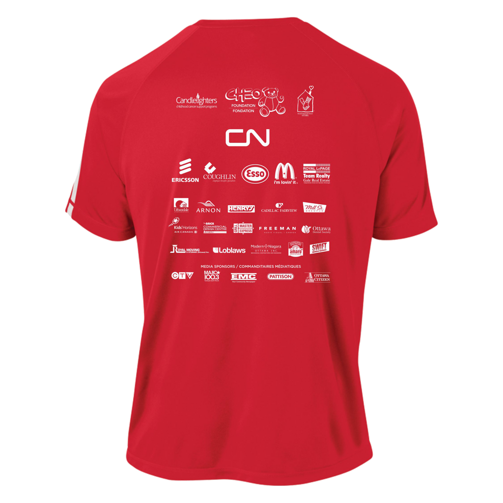 CN CYCLE FOR CHEO T-SHIRTS