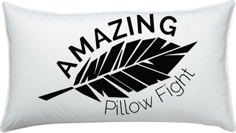 Amazing Pillow Fight