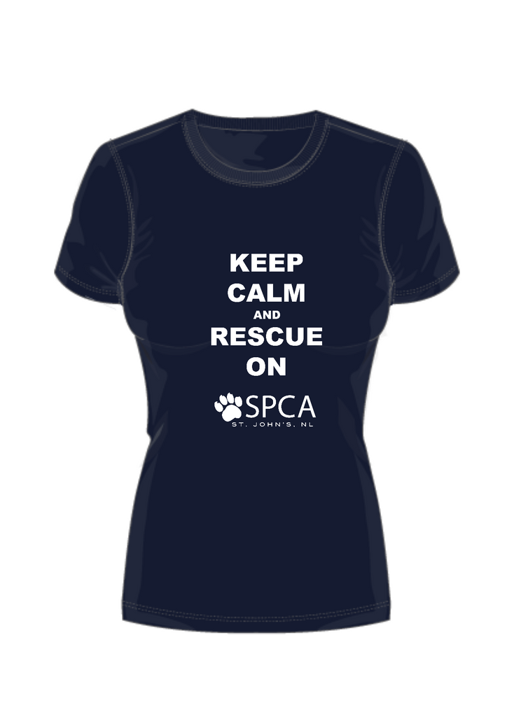 Keep Calm & Rescue On - St John's SPCA