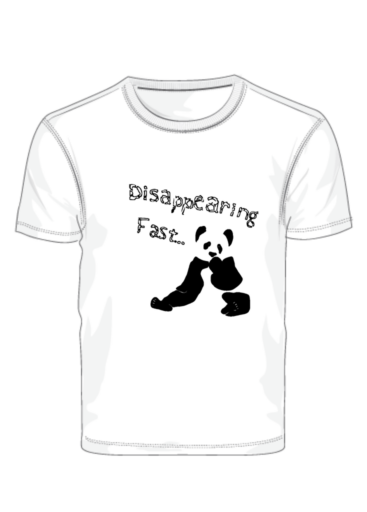 DISAPPEARING FAST: Save the Giant Panda