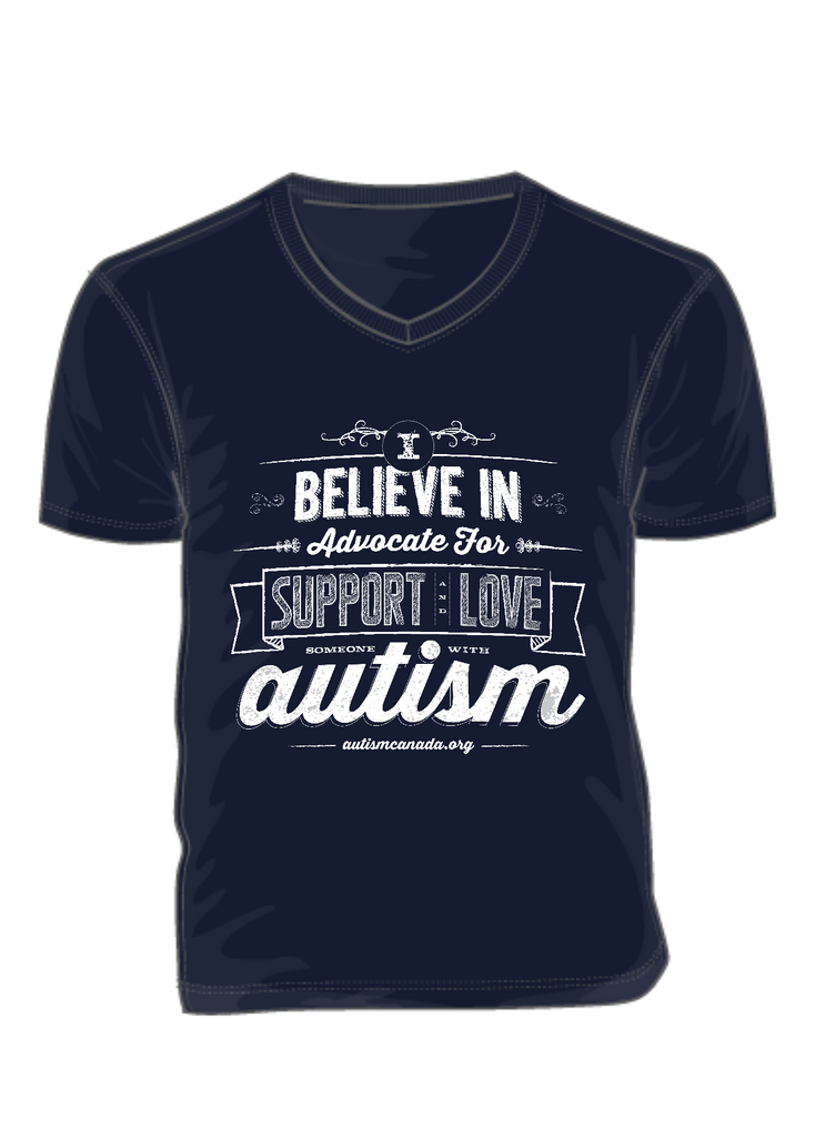 I Believe In... Someone with Autism