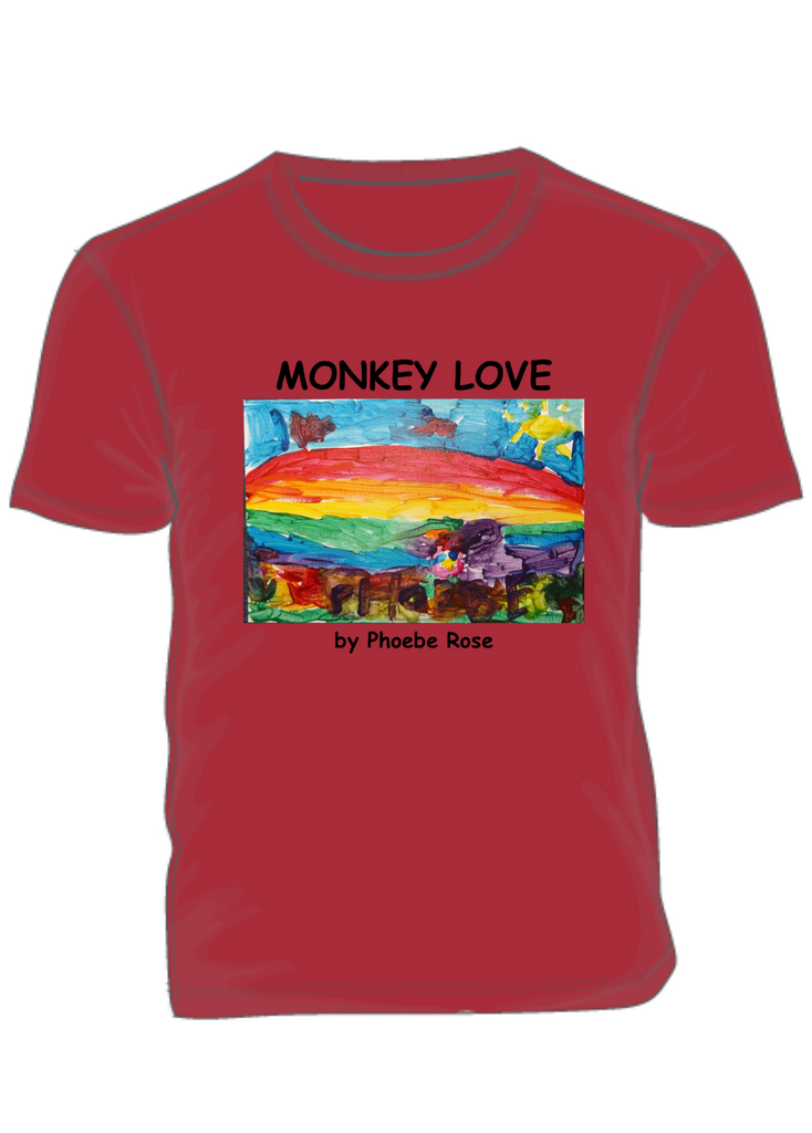 Monkey Love by Phoebe Rose