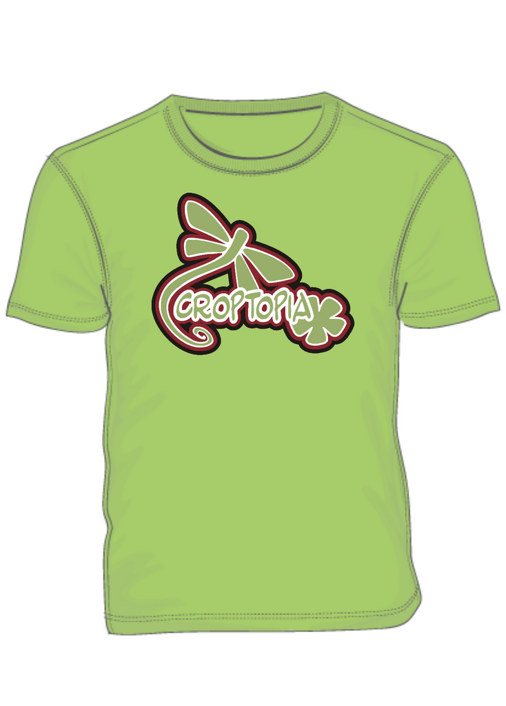 Croptopia Fundraiser T's For Kids