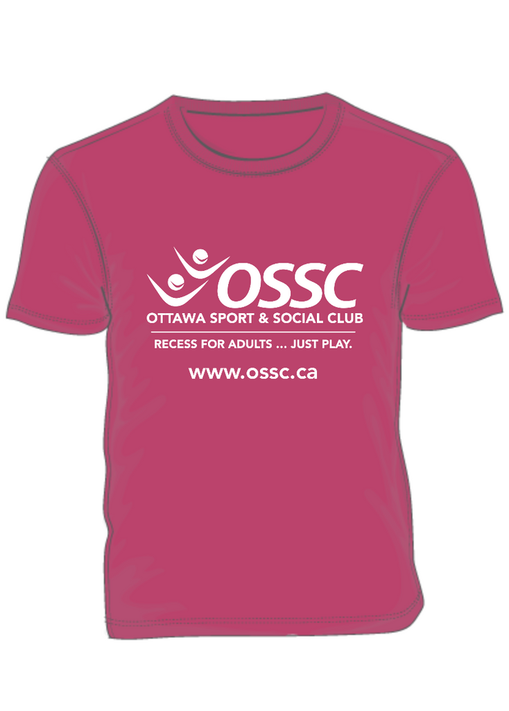 OSSC Sprummer Cotton Team Shirts-SM to 3XL