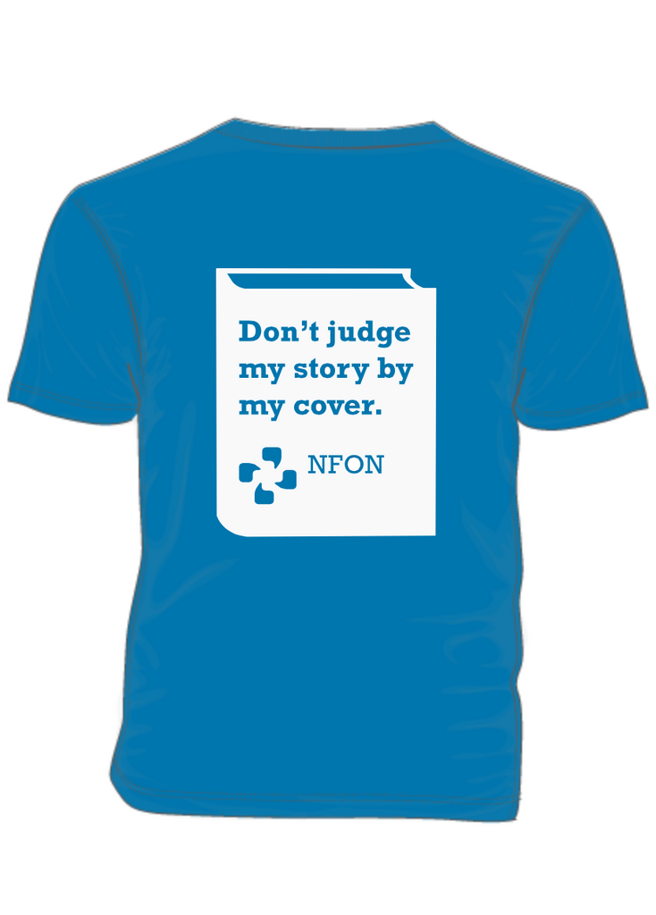 Neurofibromatosis Society of Ontario - Don't Judge My Story By My Cover