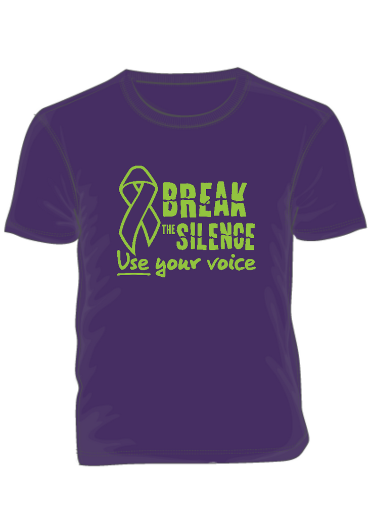 Break the Silence: Use Your Voice