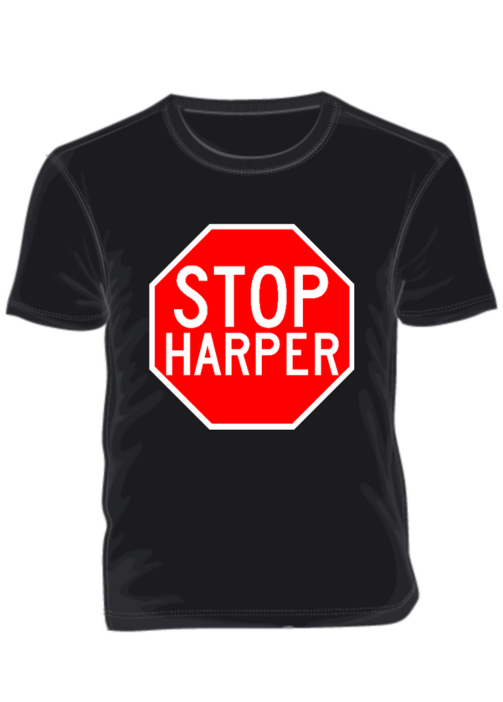 Unite Against Harper!