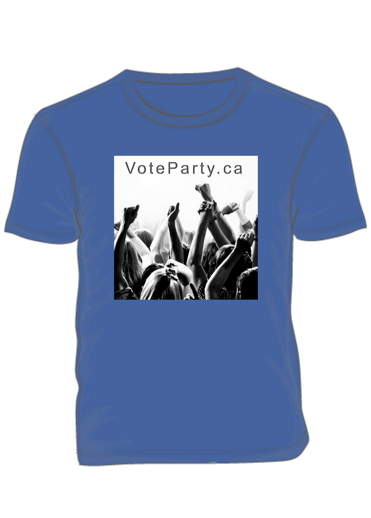 VoteParty.ca T-Shirt