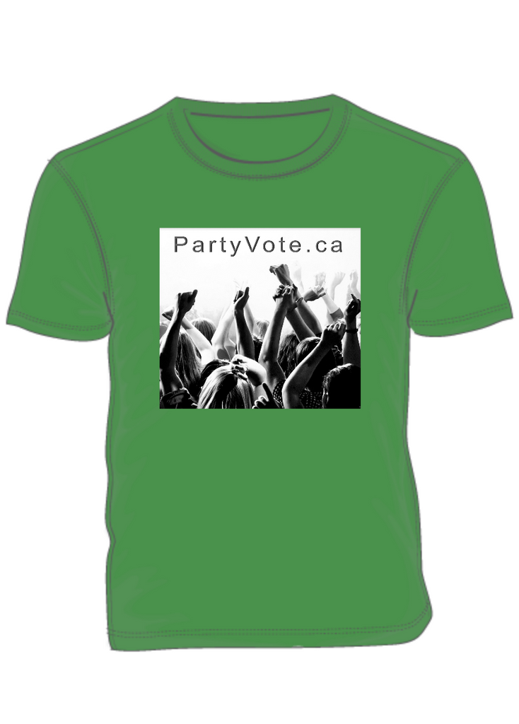 PartyVote.ca T-Shirt