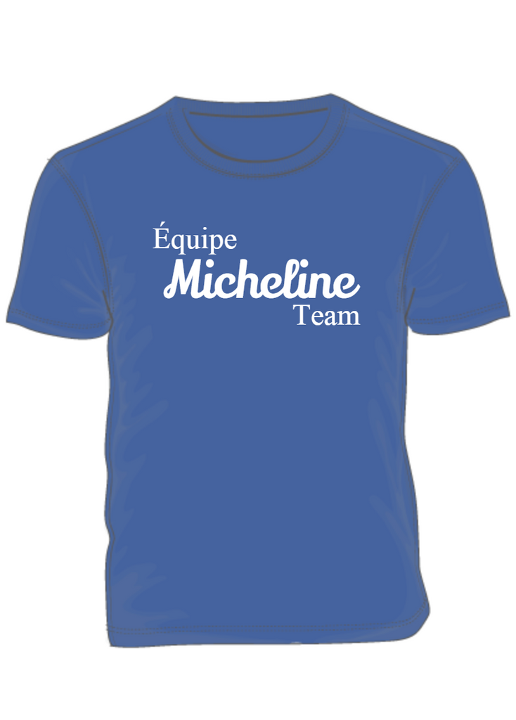 Team Micheline - Find a cure for Alzheimer's!