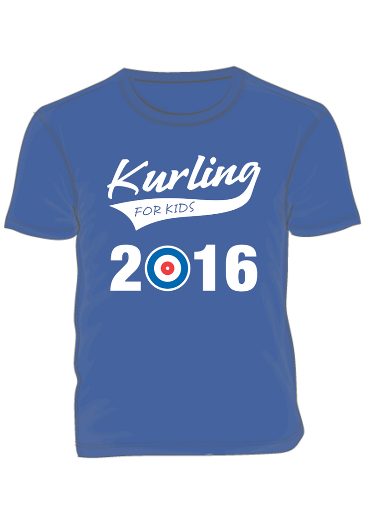 Kurling For Kids 2016