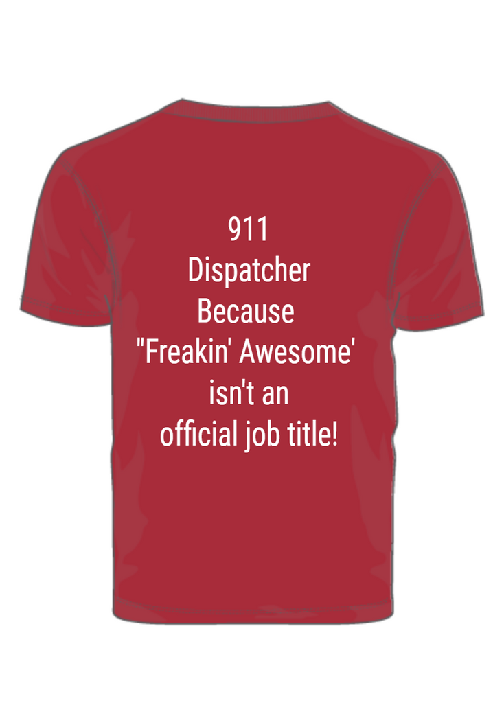 911 Dispatcher - Supporting PTSD Awareness Month