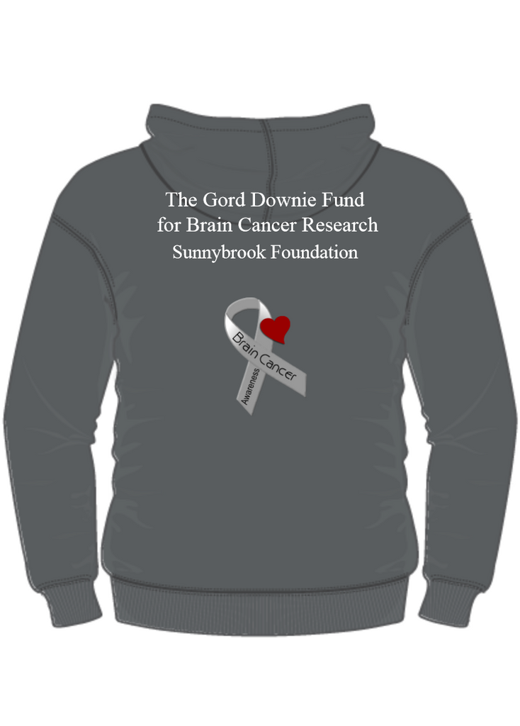 Support for Gord Downie - Brain Cancer Research Fund, Sunnybrook Foundation