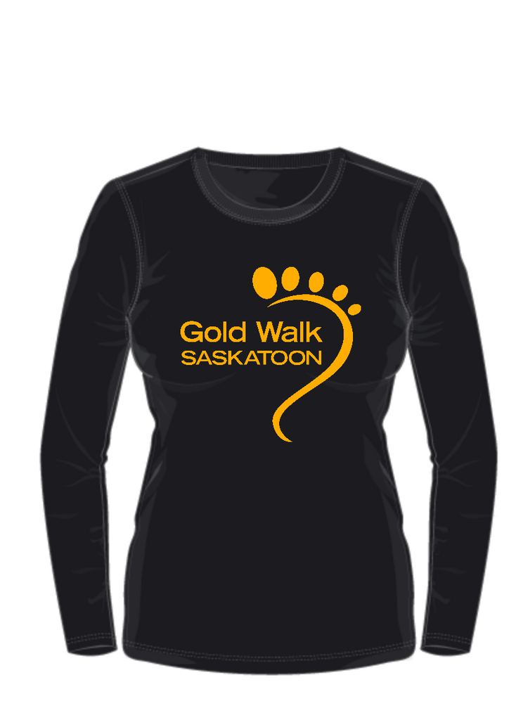 Gold Walk Saskatoon Shirt Fundraiser