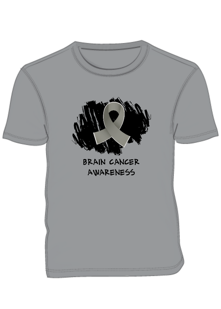 No One Fights Alone! Help Support Steve Johnston and Raise Awareness for Brain Cancer