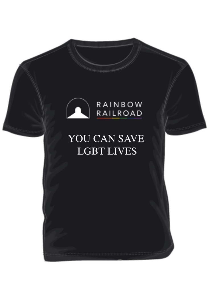 Rainbow Railroad - YOU CAN SAVE LGBT LIVES