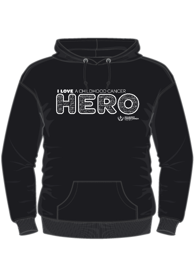 I LOVE a Childhood Cancer HERO September Campaign