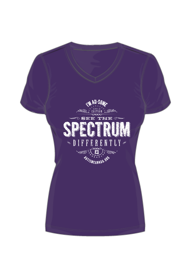 """I'm Au-Some - Limited Edition - See the Spectrum Differently"""