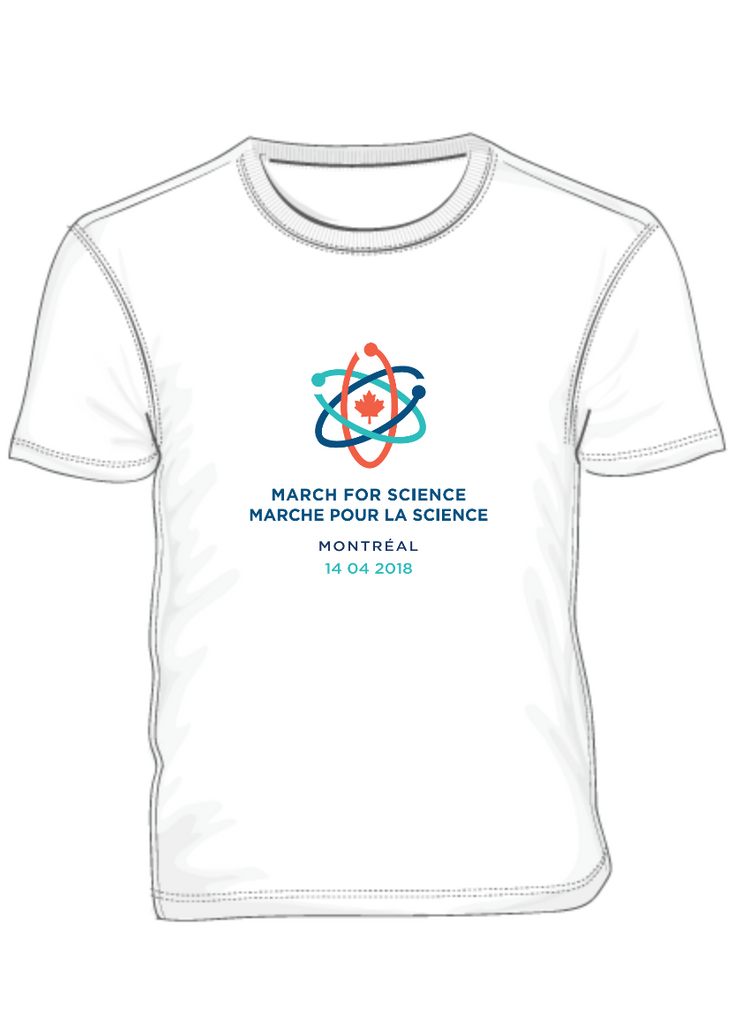 March for Science of Montreal / Marche pour la Science de Montréal