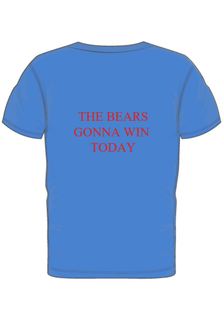 GO BEAR FANS WIN TODAY