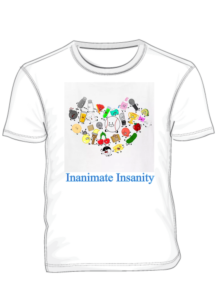 Inanimate Insanity Heart Color
