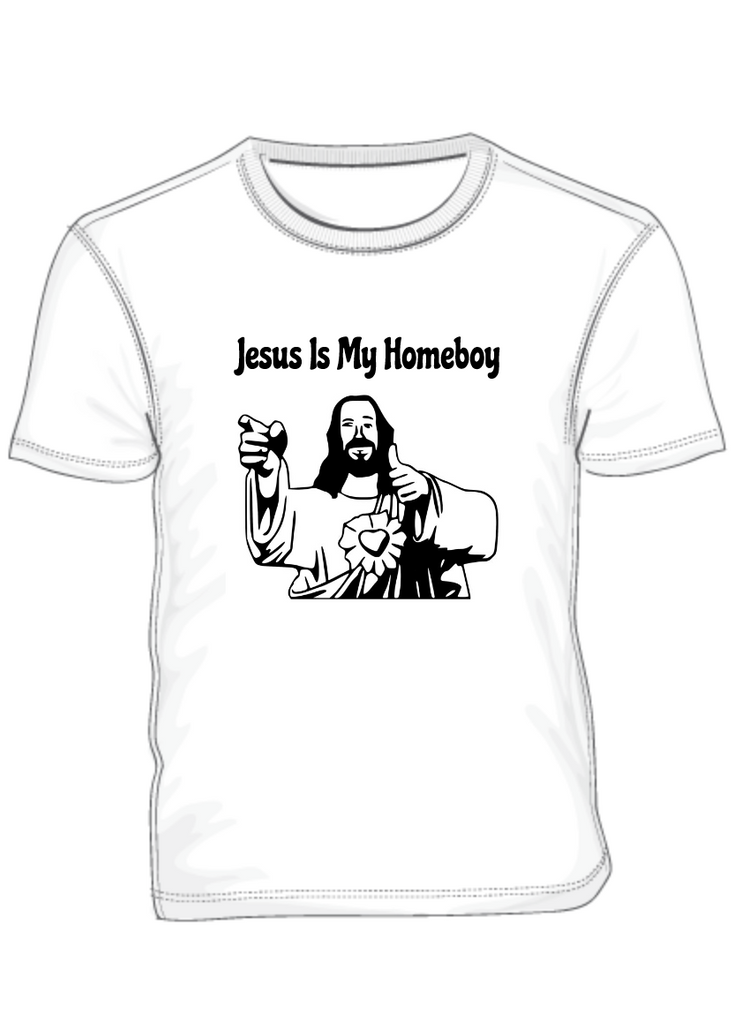 Jesus Is My Homeboy