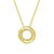 Vedantti The Circle Polka Dots Pendant