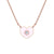 Kravit Jewelers 14k Gold & Enamel Heart Necklace