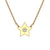 Kravit Jewelers 14k Gold & Enamel Star Necklace