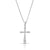 Kravit Jewelers 14kt Diamond Cross Necklace