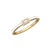 Kravit Jewelers 14k Gold Enamel & Baguette Diamond Ring
