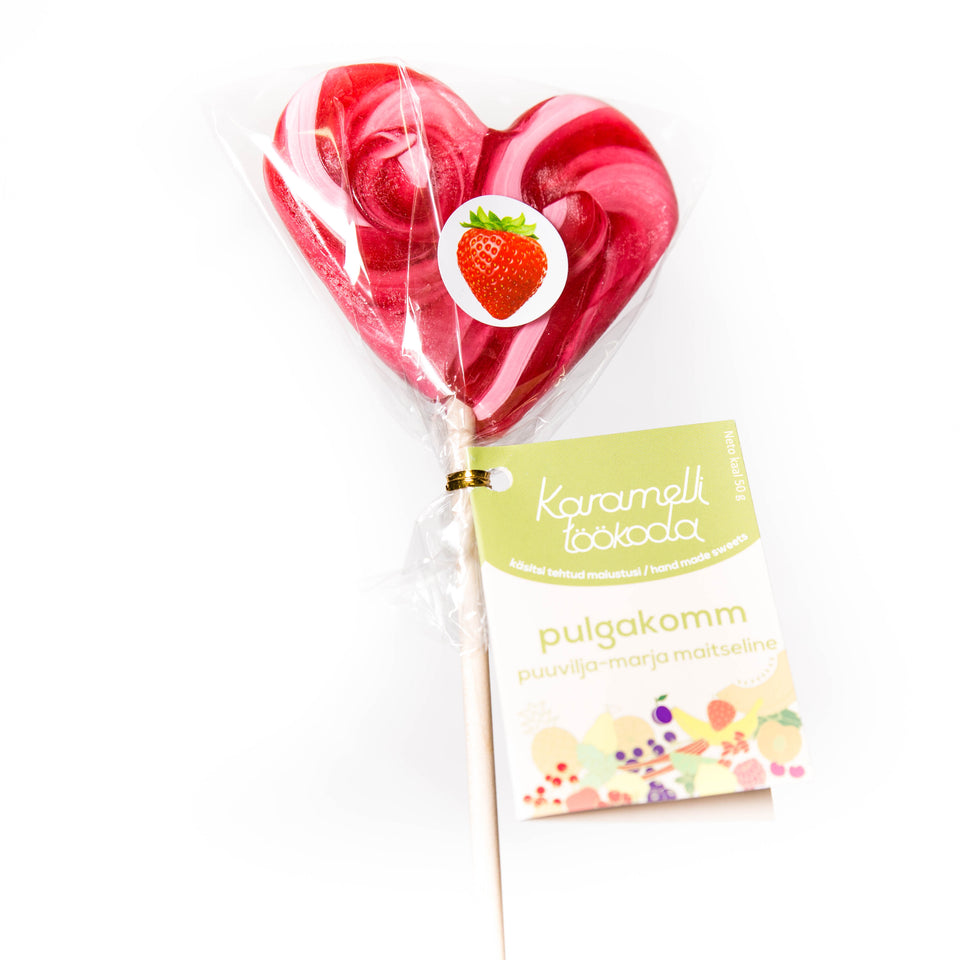 Fruit-berry Lollipop