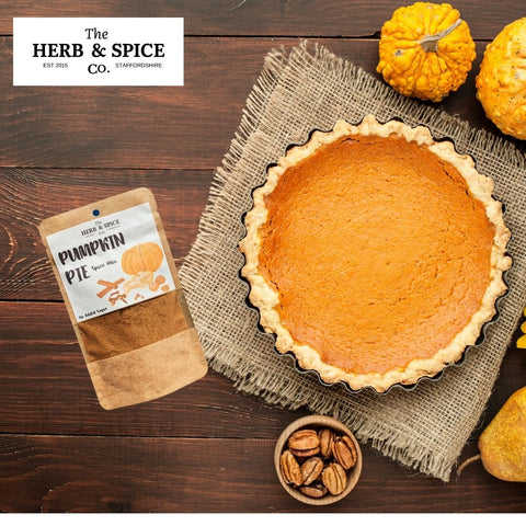 Buy Pumpkin Pie Spice Mix at The Herb & Spice Co.