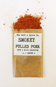 Smokey Pulled Pork Slimming World Seasoning The Herb & Spice Co. Seasoning Blend Herbs Spices Recipe Mix