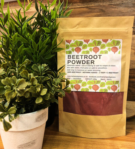 The Herb and spice co. Beetroot powder