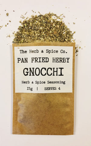 Pan Fried Herby Gnocchi Recipe Mix - 15g