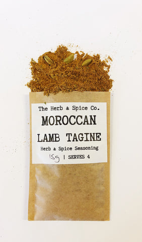 Moroccan Lamb Tagine Slimming World Seasoning The Herb & Spice Co. Seasoning Blend Herbs Spices Recipe Mix