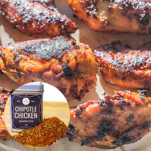 Chipotle Chicken All Purpose Seasoning - Hot