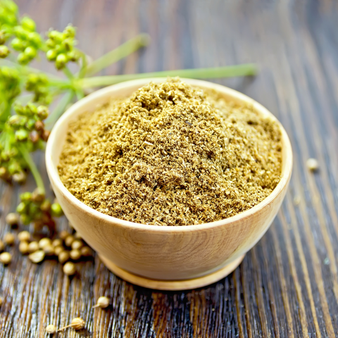 Coriander Ground Powder The Herb And Spice Co.