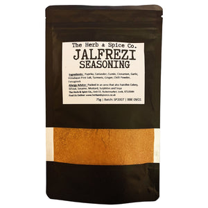 Jalfrezi Curry Spice Blend Jalfrezi Curry Seasoning The Herb & Spice Co.