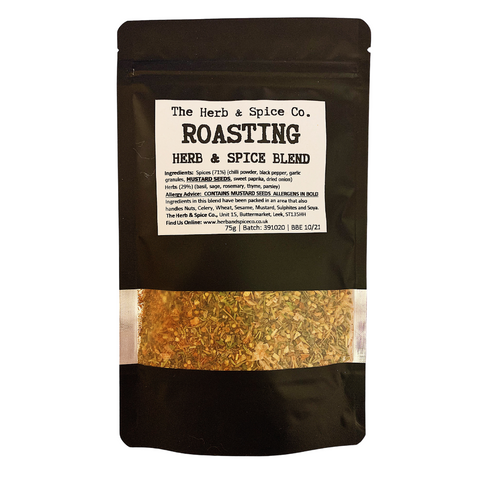 Roasting Spice Blend The Herb & Spice Co.