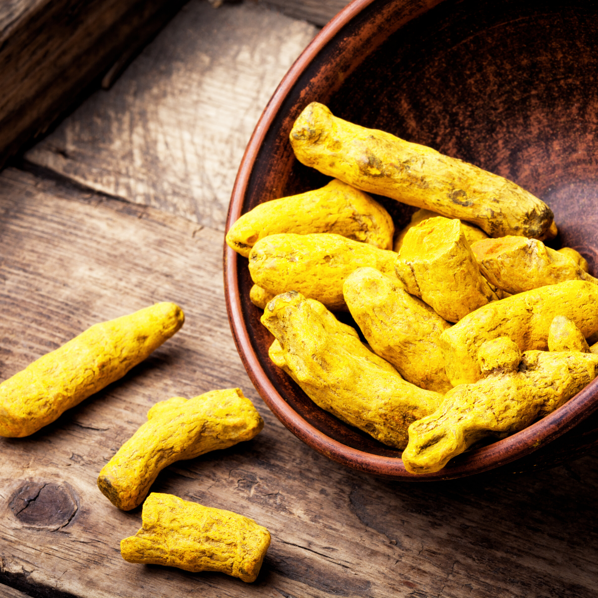 Whole Turmeric Root 30g